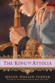 The King of Attolia (The Queen's Thief #3)