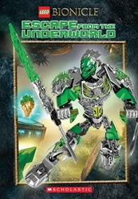 LEGO Bionicle: Escape From The Underworld