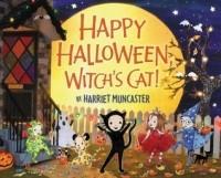 Happy Halloween, Witch's Cat