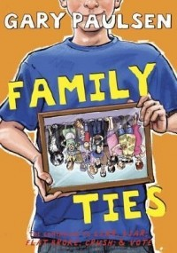 Family Ties (Liar, Liar #5)