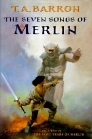 The Lost Years of Merlin: The Seven Songs of Merlin