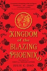 Kingdom of the Blazing Phoenix (Rise of the Empress Book 2)