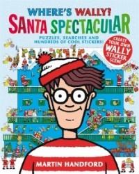 Where's Waldo? Santa Spectacular