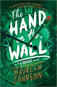 The Hand on the Wall (Truly Devious, #3)