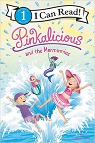 Pinkalicious and the Merminnies (I Can Read Level 1)