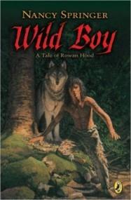 Wild Boy (Rowan Hood #4)