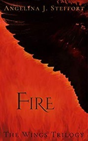Fire (The Wings Trilogy: Adam, #2)