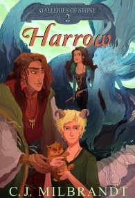 Harrow (Galleries of Stone #2)
