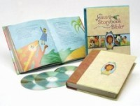 Jesus Storybook Bible Collector's Edition [Audio Book]
