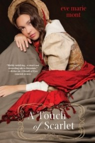 A Touch of Scarlet (Unbound #2)