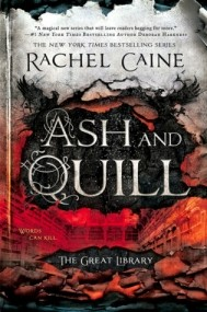 Ash And Quill: The Great Library