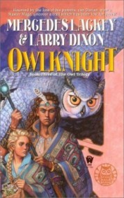 Owlknight (Valdemar: The Owl Mage Trilogy #3)