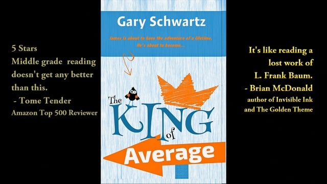 King of Average Promotional Video HD