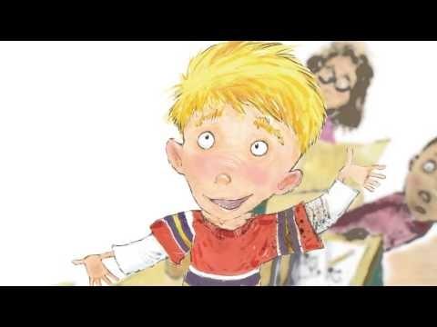 """Weird Al"" Yankovic - ""My New Teacher and Me!"" book trailer"